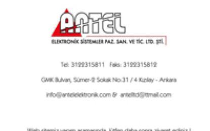 Antel Elektronik