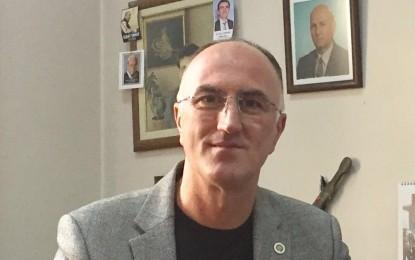 Aralık Ayı Yönetim Kurulu Toplantımızın Onur Konuğu Prof. Dr. Haldun EROĞLU
